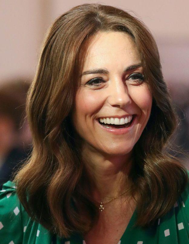 Confinée, Kate Middleton provoque une rupture de stock chez Zara