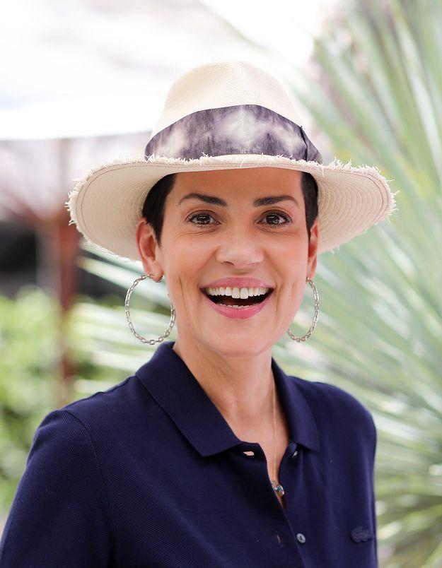 Cristina Cordula : elle assure en Jean Paul Gaultier vintage !