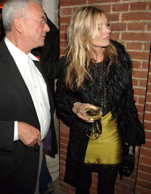 Kate Moss en novembre 2006