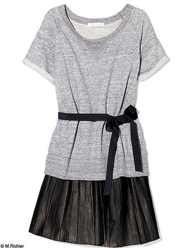 Mode tendance look shopping decryptage people daisy lowe t shirt jupe