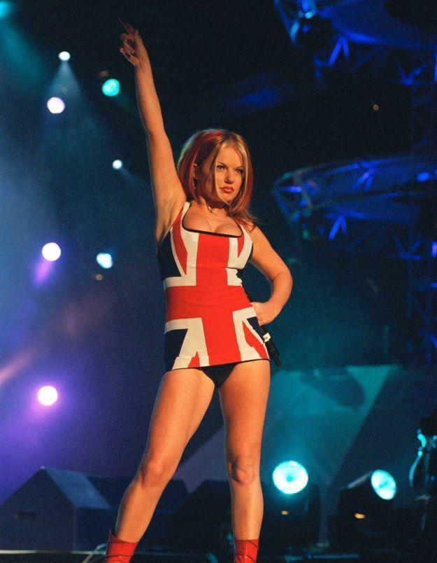 Geri Halliwell dévoile le secret de sa mythique robe de Spice Girl
