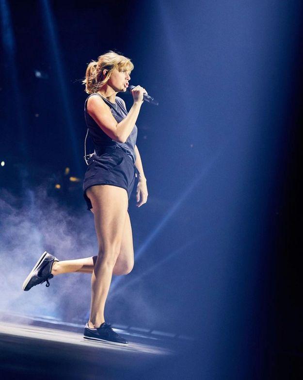 Les Cortez noires de Taylor Swift