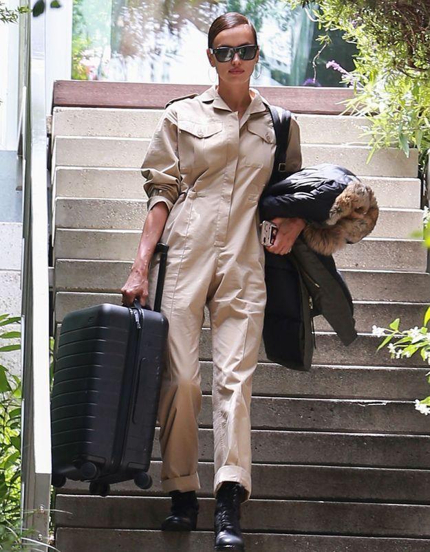 Irina Shayk : sa photo sexy en maillot de bain après sa rupture avec Bradley Cooper
