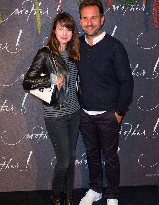 Christophe et Delphine Michalak