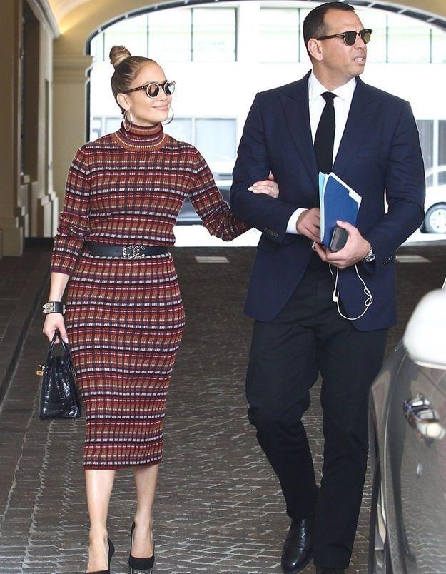 Jennifer Lopez valide cette tendance mode pour l'hiver