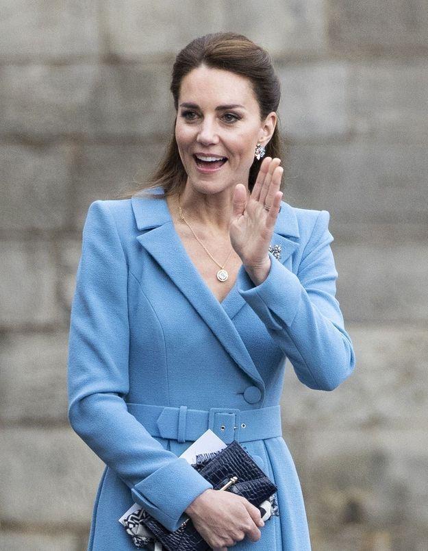 Kate Middleton : elle fait renaître ce basique de la garde-robe pour l'été