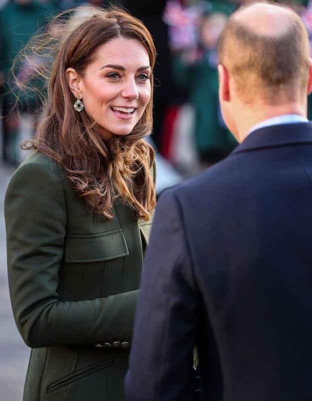 Kate Middleton porte une robe Zara canon à moins de 50€