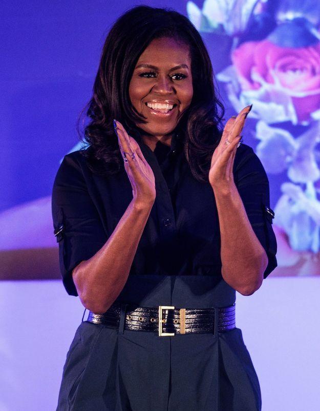 La tenue de Michelle Obama nous inspire pour les fêtes