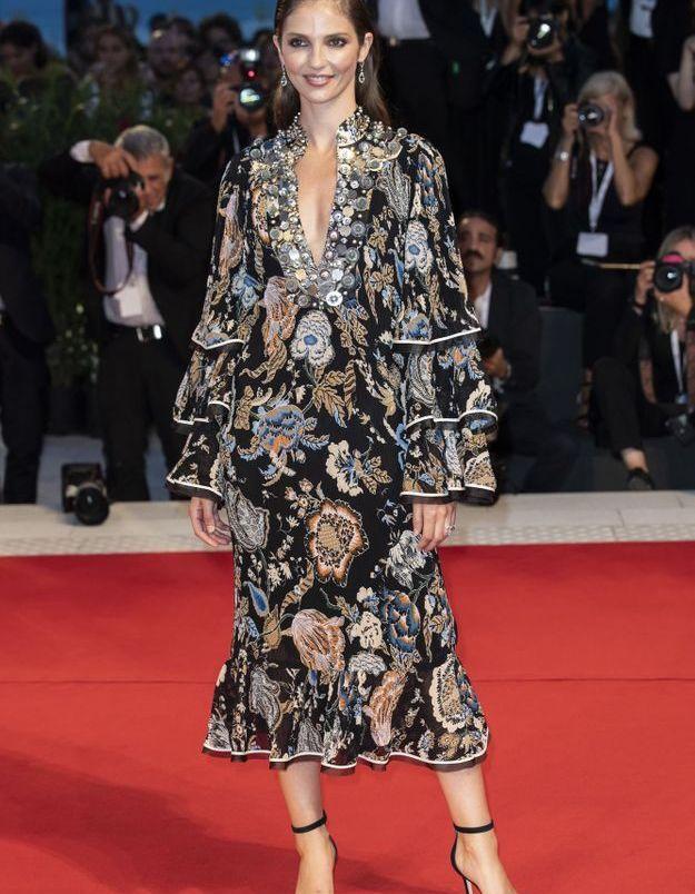 Annabelle Belmondo à la Mostra de Venise 2018