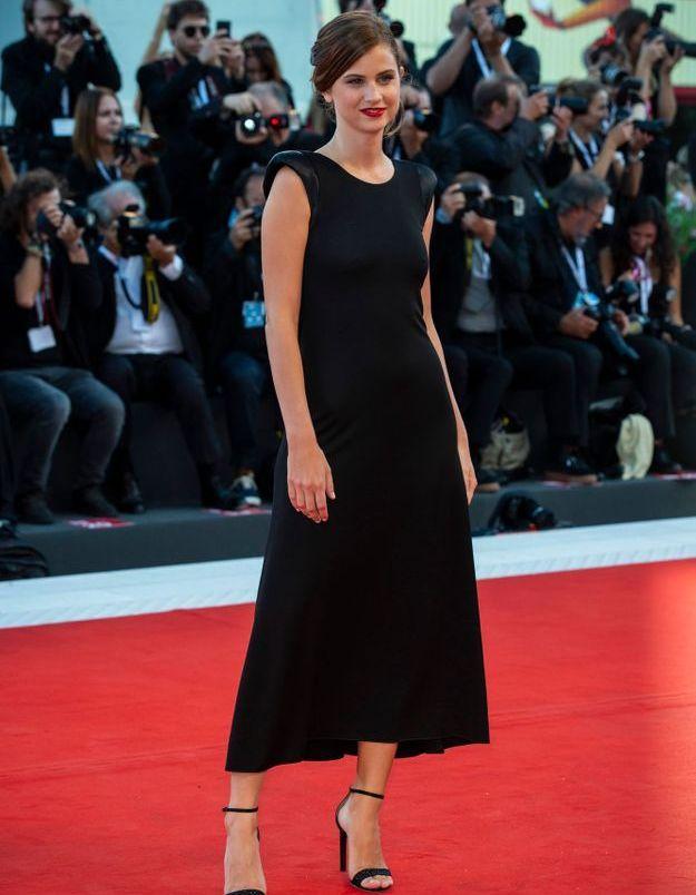 Bianca Vitali à la Mostra de Venise 2018