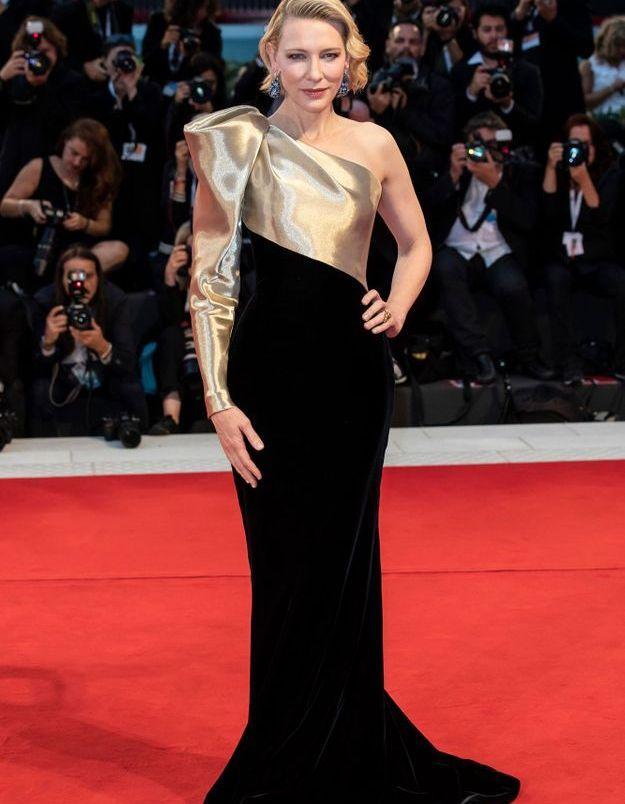 Cate Blanchett à la Mostra de Venise 2018