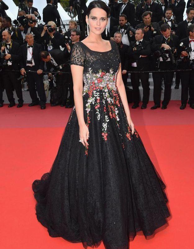 Catherine Poulain au Festival de Cannes 2018