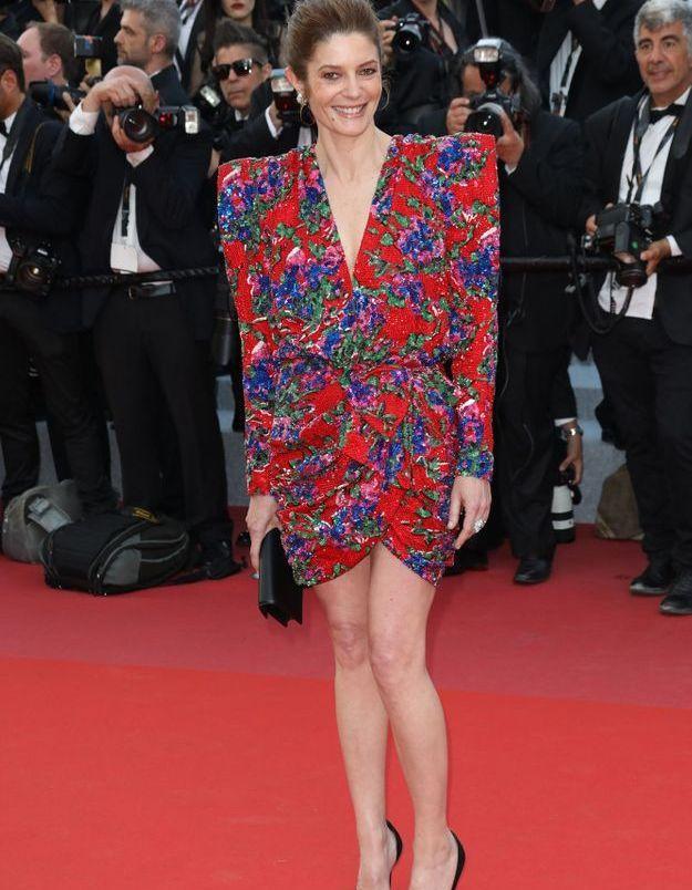 Chiara Mastroianni au Festival de Cannes 2018