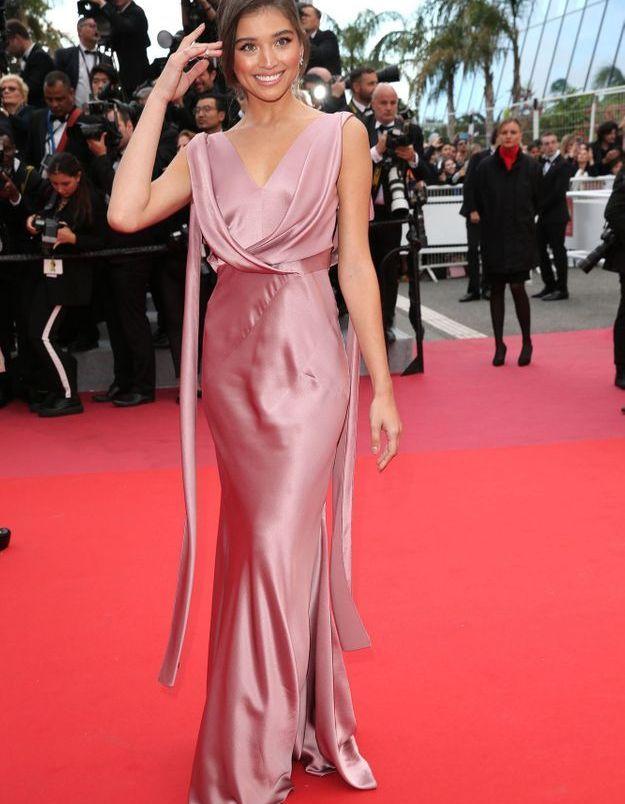 Daniela Lopez au Festival de Cannes 2018