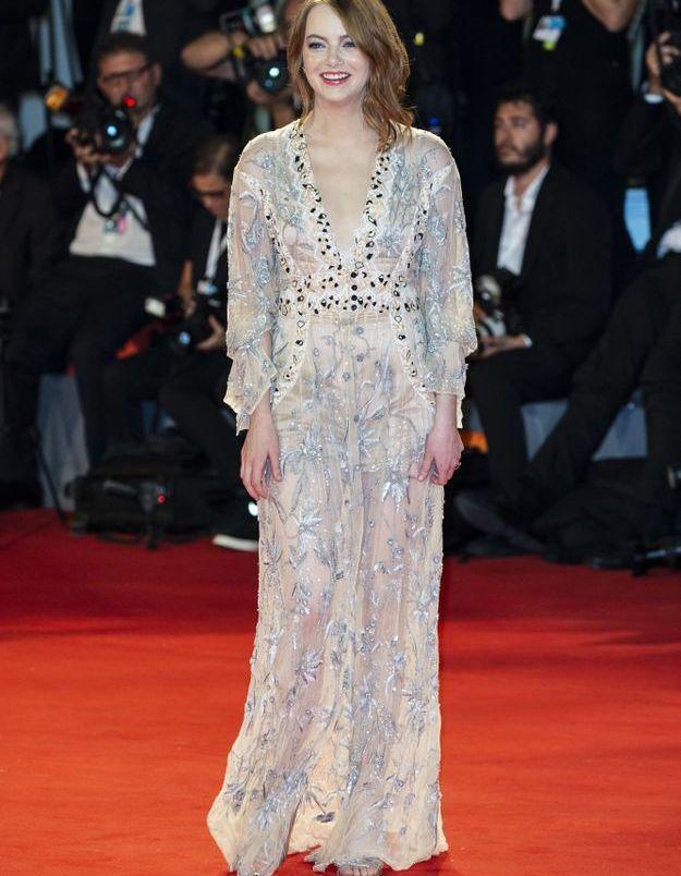 Emma Stone à la Mostra de Venise 2018