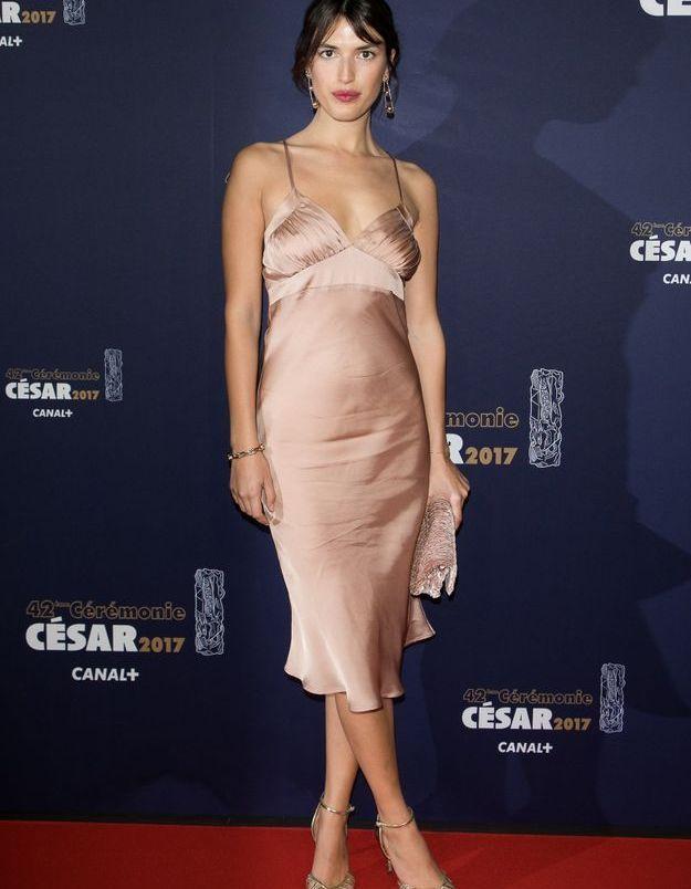 Jeanne Damas aux Césars 2017