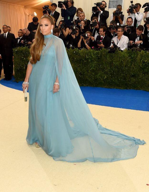 Jennifer Lopez au Met Ball 2017