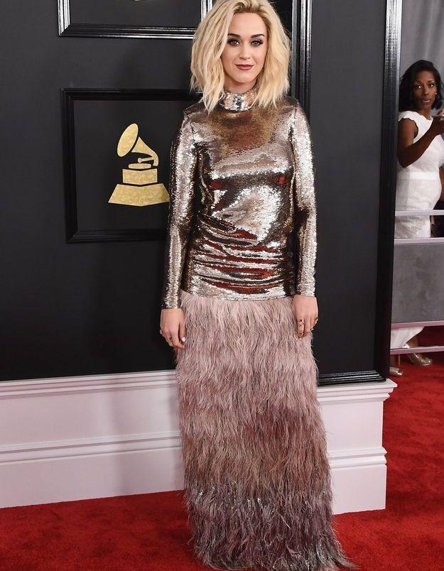 Katy Perry aux Grammy Awards 2017