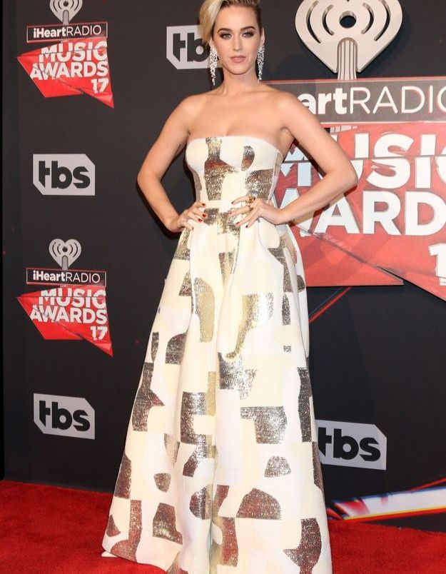 Katy Perry aux iHeartRadio Music Awards 2017