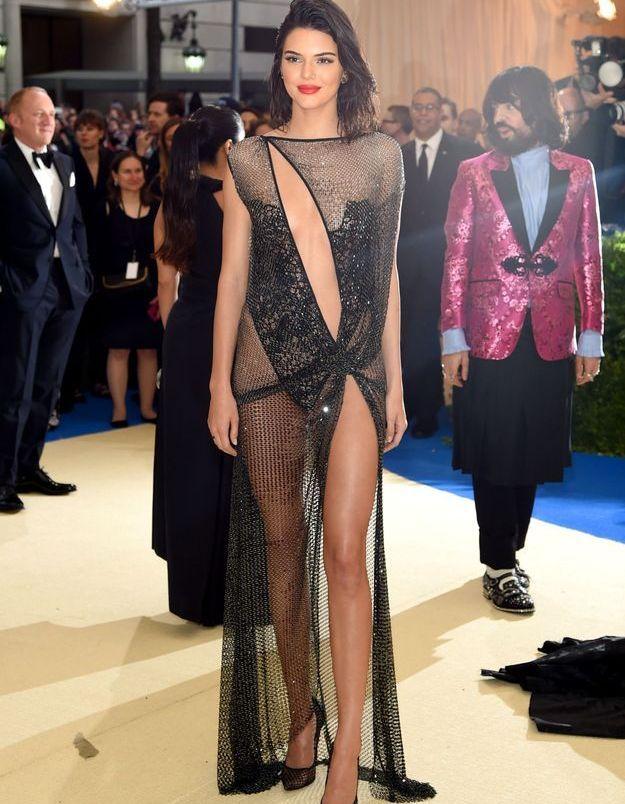 Kendall Jenner au Met Ball 2017