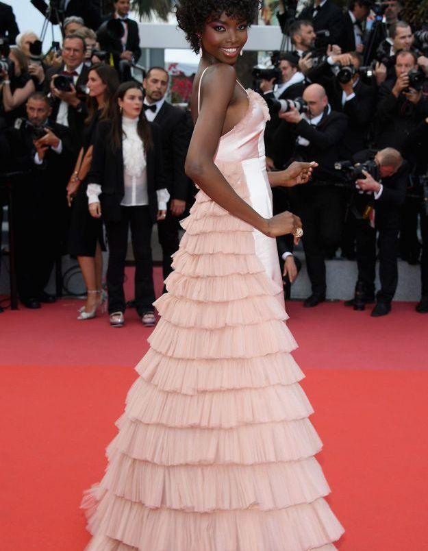 Maria Borges au Festival de Cannes 2018