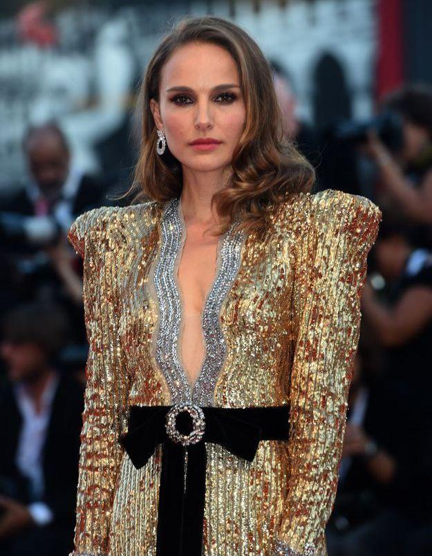 Natalie Portman à la Mostra de Venise 2018