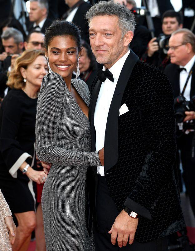 Tina Kunakey au Festival de Cannes 2018