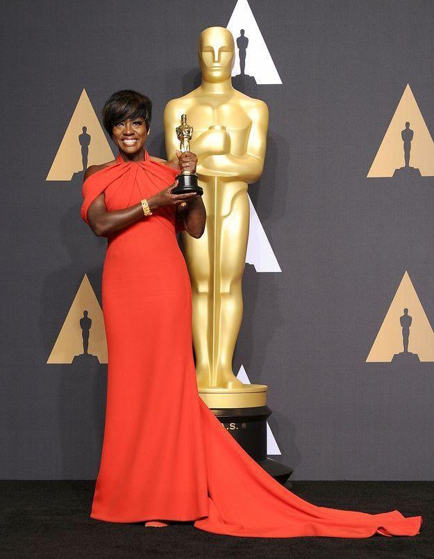 Viola Davis aux Oscars 2017