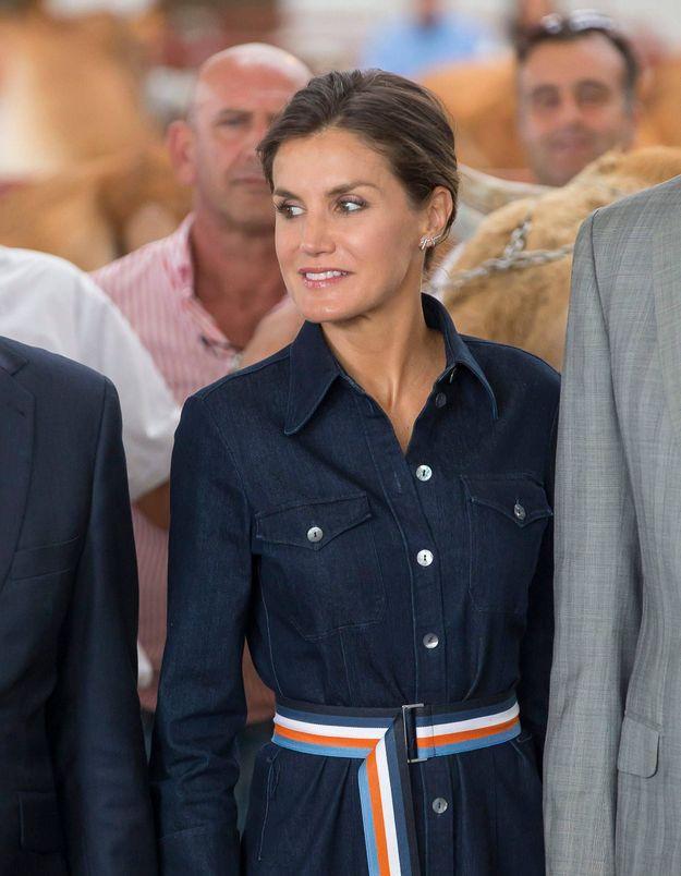 Letizia d'Espagne porte pour la deuxième fois cette robe, et on est fan !