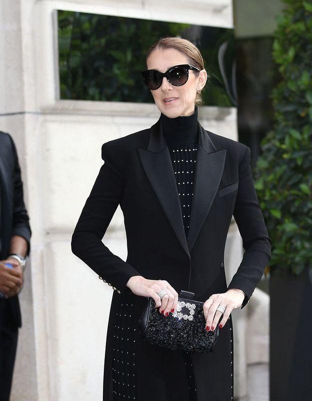 Céline Dion à Paris, juin 2017