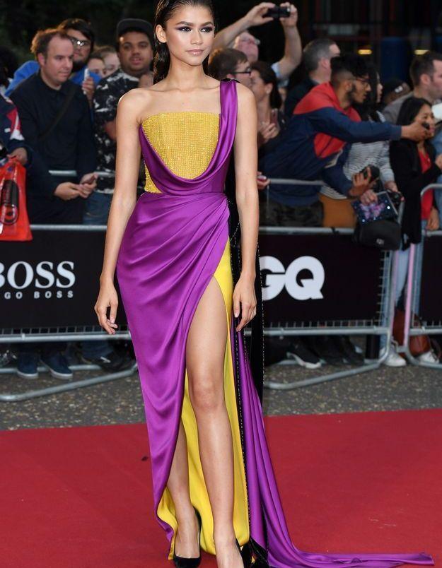 La robe de diva de Zendaya