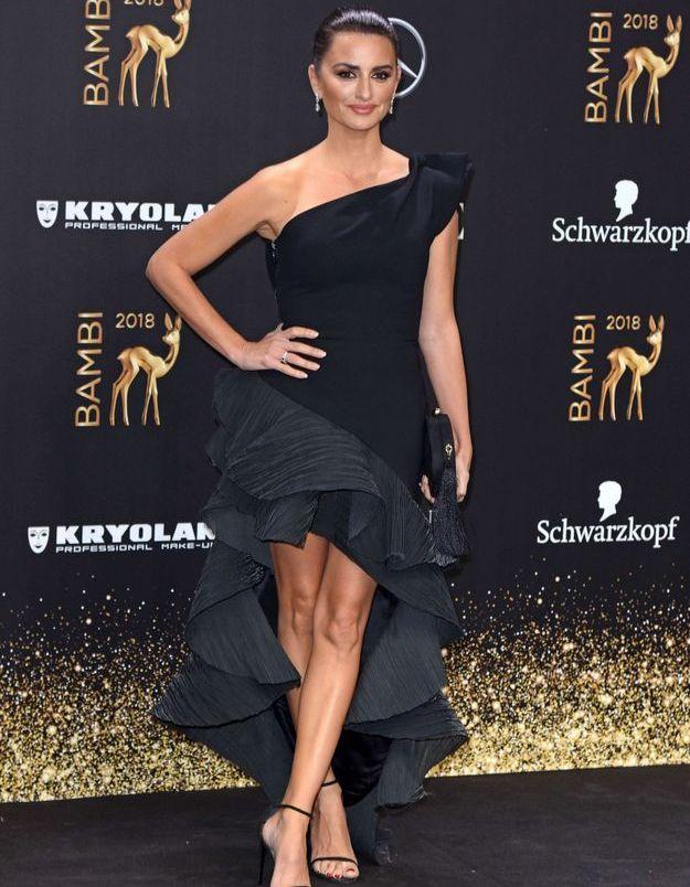 La robe flamenco de Penelope Cruz