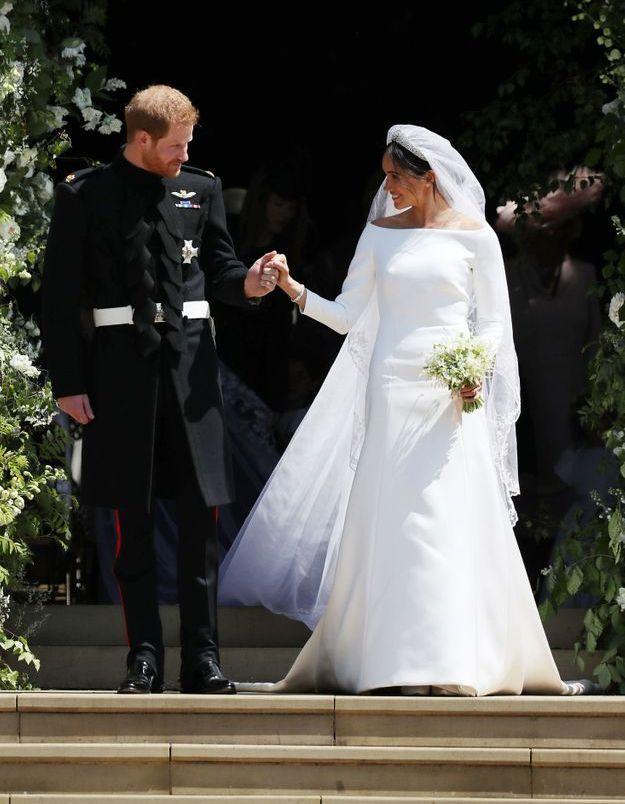 La robe de mariée de Meghan Markle signée Clare Waight Keller