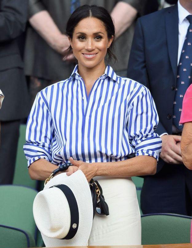 Meghan Markle à Wimbledon