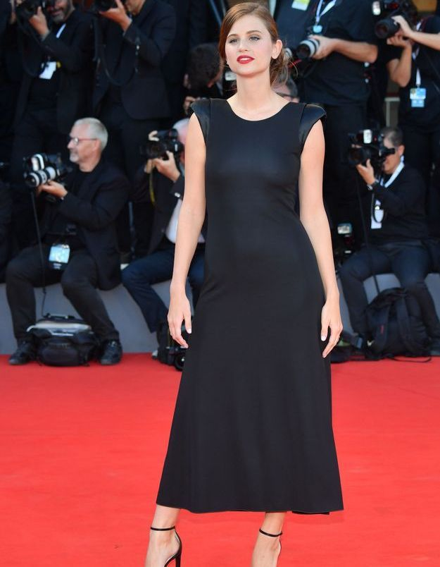 Bianca Vitali sur le tapis rouge