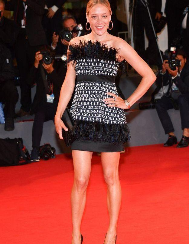 Chloe Sevigny sur le tapis rouge