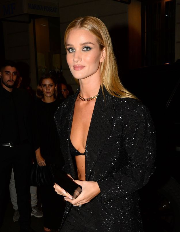 Pourquoi on a besoin du manteau léopard de Rosie Huntington Whiteley