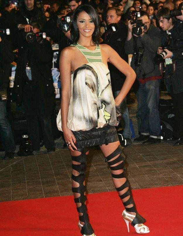 Jambières trouées aux NRJ Music Awards 2009