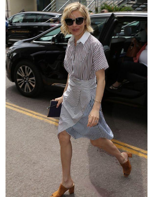 Le Festival de Cannes fashion de Sienna Miller