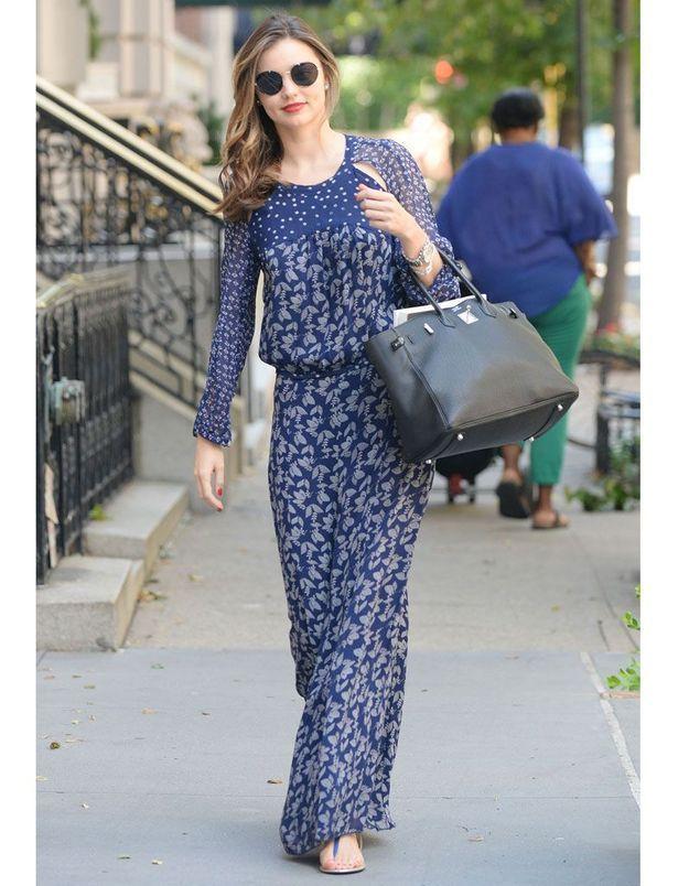 Le look sophistiqué de Miranda Kerr