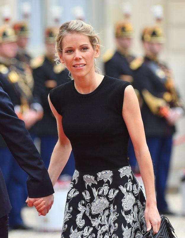 Tiphaine Auzière, la fille de Brigitte Macron, stylée avec son gang de copines