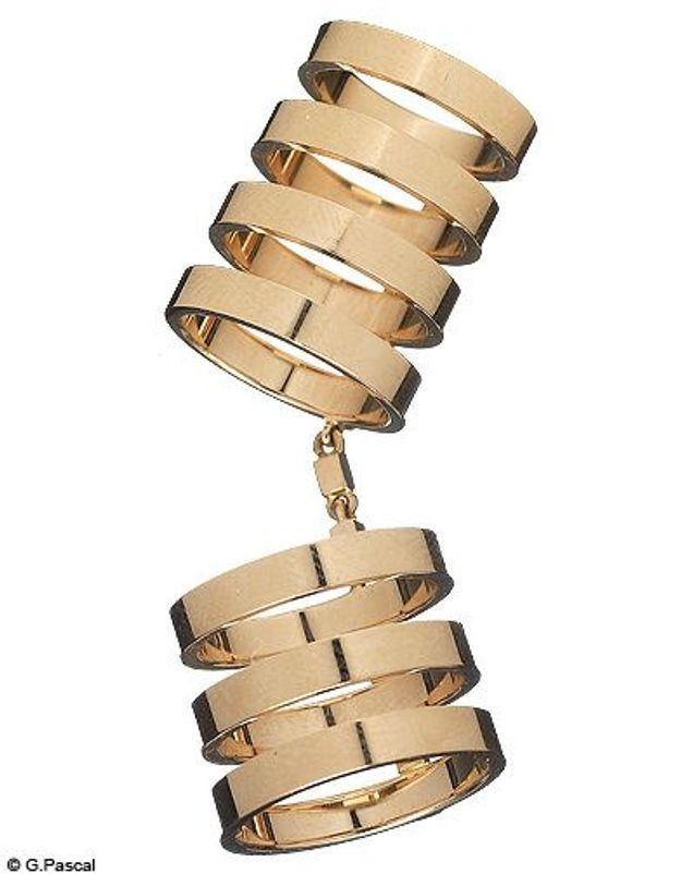 Mode guide shopping tendance look bijoux bagues repossi