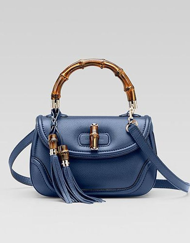 Mode dossier tendance it bad sac luxe rentree Gucci New Bamboo 1450e