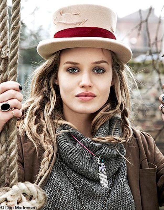 Tender rock Maille belle