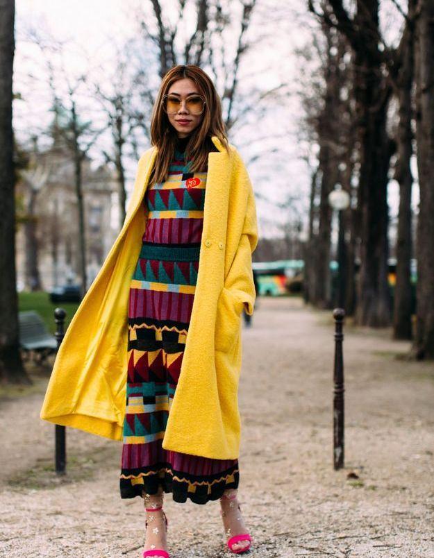 La longue robe