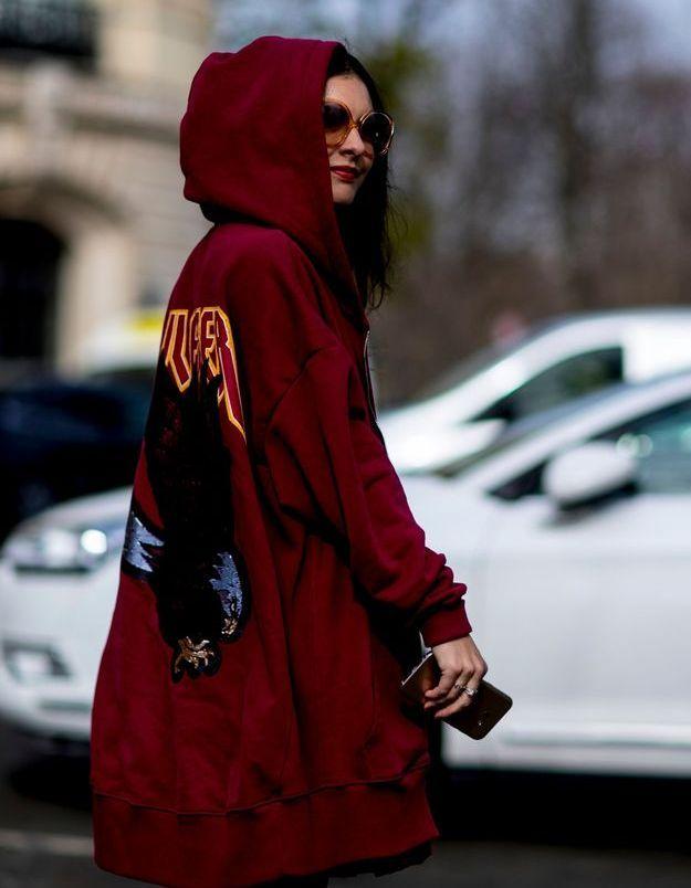 Le hoodie