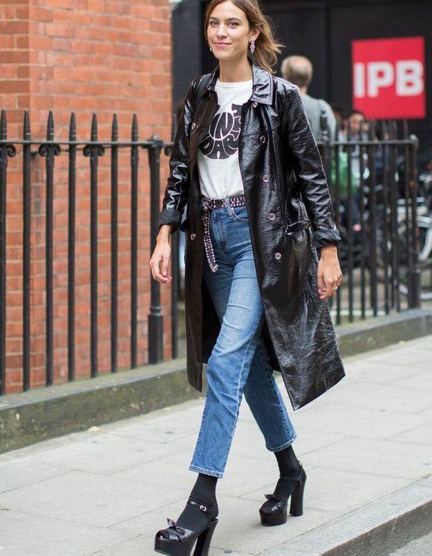Slim et veste longue