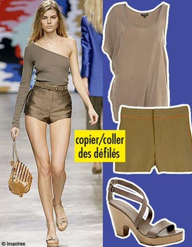 Cette semaine, le style chic and short