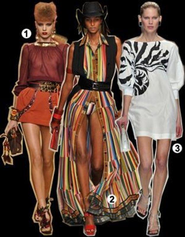 Comment porter l'ethnique chic ?