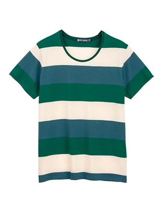 Tshirt en jersey de coton Petit Bateau